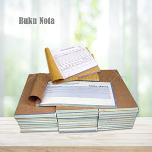 Buku Nota Rangkap 2