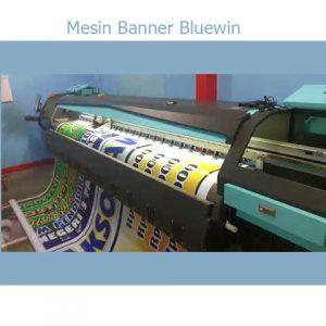 mesin banner